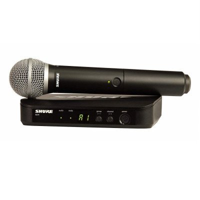 shure wireless vocal system