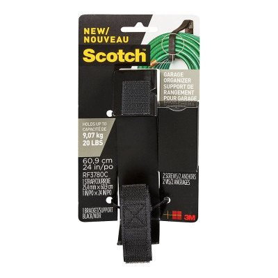 scotch garage organizer strap