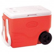 40-quart wheeled cooler