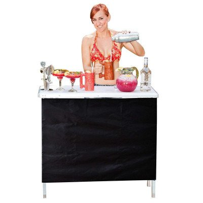 portable high top party bar