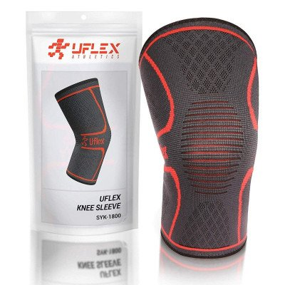 knee compression sleeve support