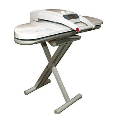 ironing steam press for dry or steam pressing