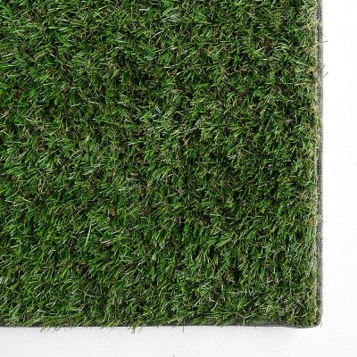 grass green 6 ft. x 8 ft. rectangular outdoor rug-1