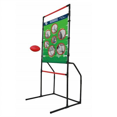 flying disc toss - backyard and lawn game-1