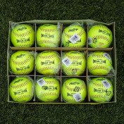 fast pitch softballs