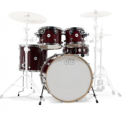 5-piece drum kit