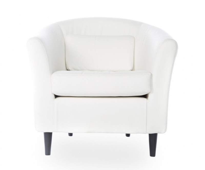 The White Mickey Tub Chair