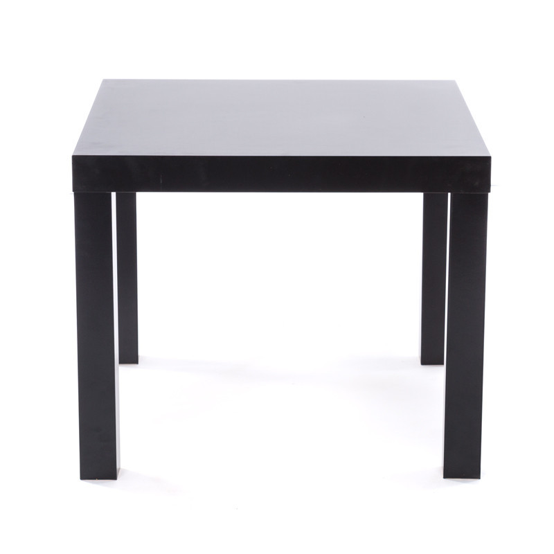 Ebony End Table