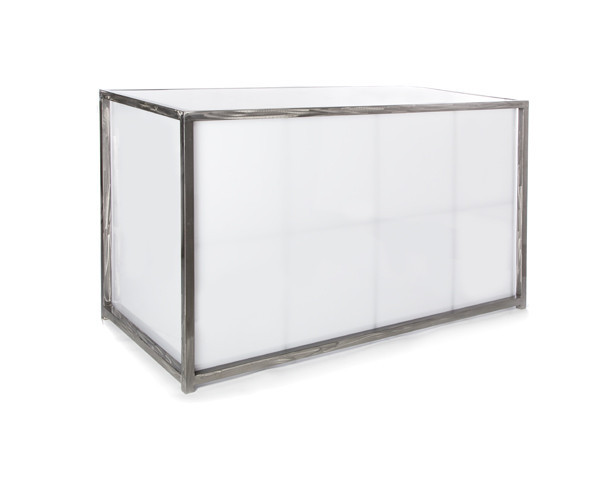 6ft plexiglass Bar