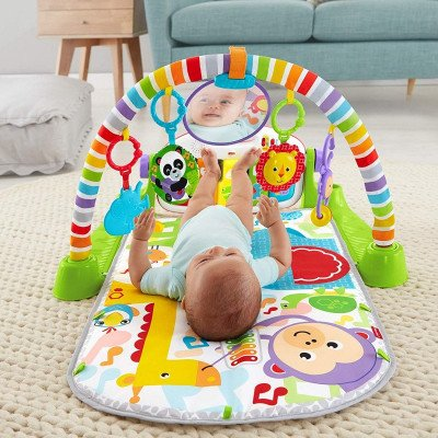 kick 'n play piano gym picture 1