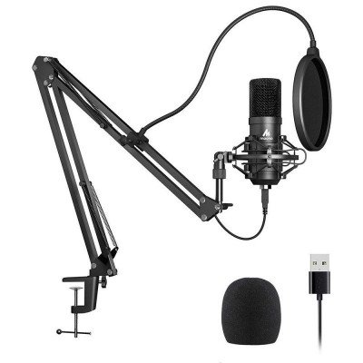 podcast condenser microphone picture 2