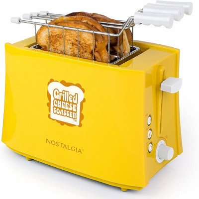 nostalgic Grilled Cheese Toaster picture 1