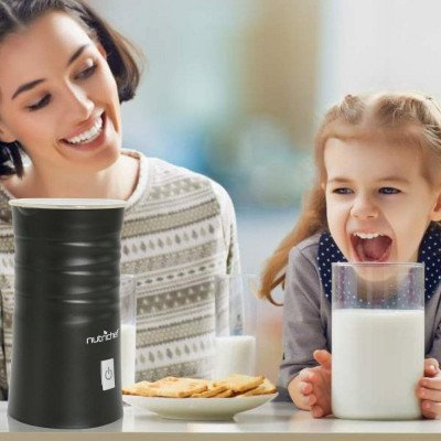 electric milk frother warmer picture 2
