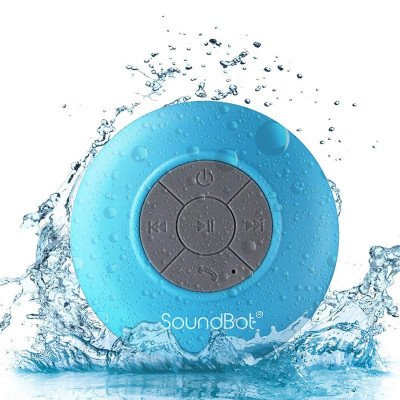 water resistant bluetooth 3.0 shower speaker picture 1