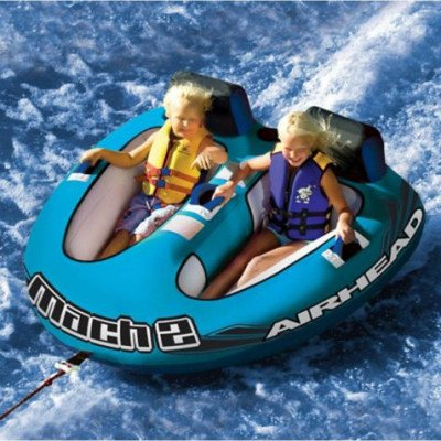 towable tube - 2 rider picture 1