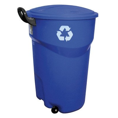 Rubbermaid Trash Can - recycle picture 1