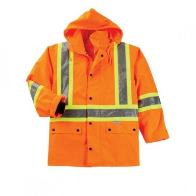 high visibility rain suit picture 2