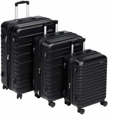 hardside spinner travel luggage suitcase set picture 1