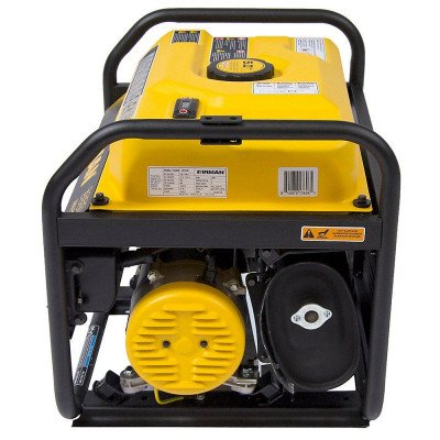 gasoline-powered portable generator picture 2