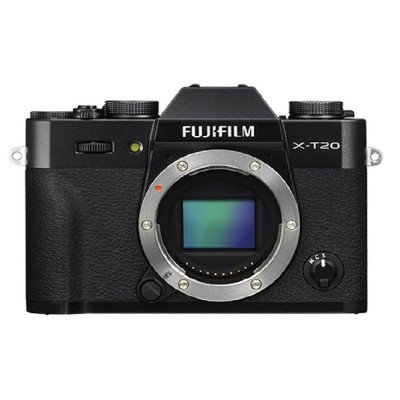 fujifilm x-t20 camera with lens picture 2