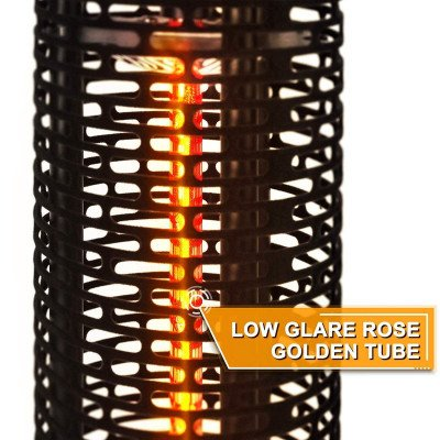 freestanding electric patio heater picture 2