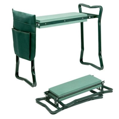 folding garden kneeler and seat set picture 1