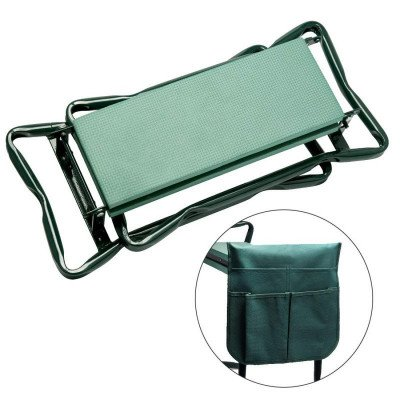 folding garden kneeler and seat set picture 2
