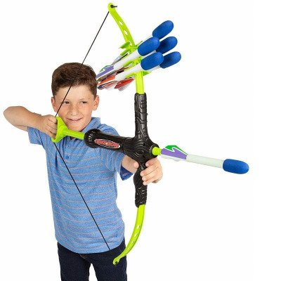 foam bow arrow archery set toy picture 1