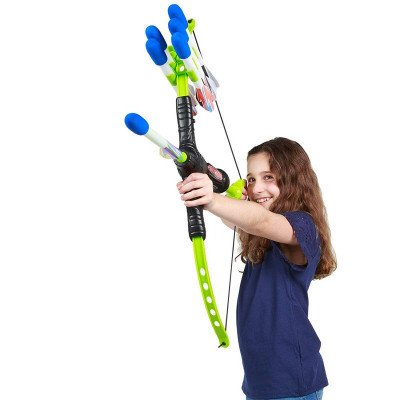 foam bow arrow archery set toy picture 2