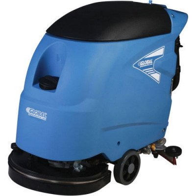 electric auto floor scrubber picture 1