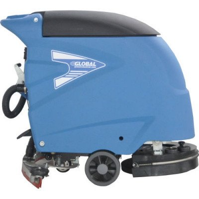 electric auto floor scrubber picture 2