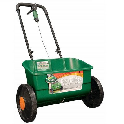 drop seed spreader picture 1