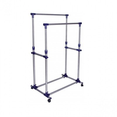 Double Rod Garment Rack picture 1