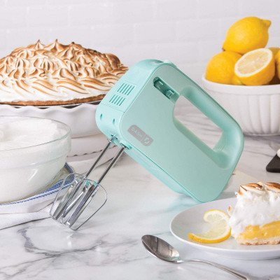 compact hand mixer picture 1