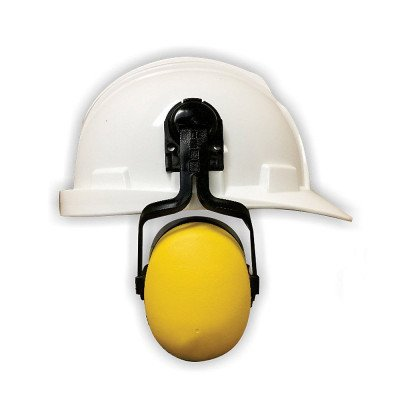 Cap Mount Earmuff for Hard Hats picture 1