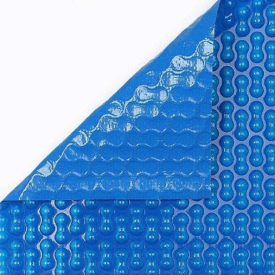 blue solar blanket for above-ground pools picture 1