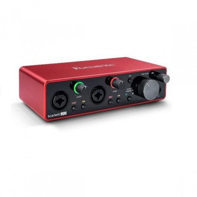2x2 usb 2.0 audio interface picture 1