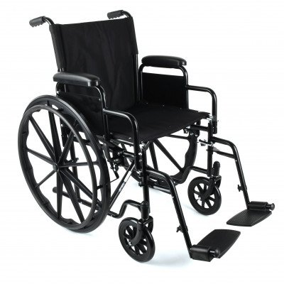 """Wheelchair 20""""W picture 1"""