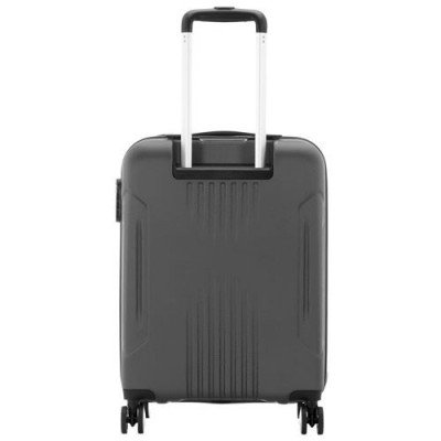 """american tourister ashcroft 18"""" hard side carry-on luggage - dark slate-3"""