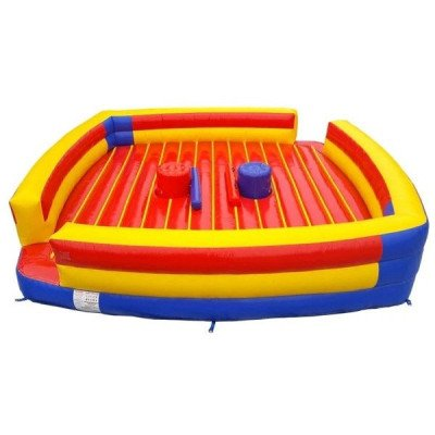 Two Man Inflatable Pedestal Joust picture 1