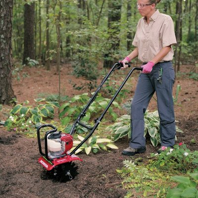 Mini-Tiller - Cultivator, 9-Inch Tines picture 2
