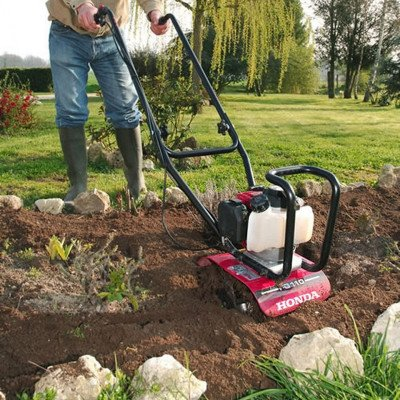 Mini-Tiller - Cultivator, 9-Inch Tines picture 3