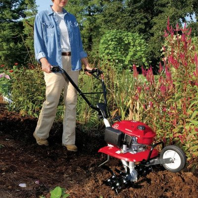 Small Mid Tine Tiller, 12 To 21-Inch Tines picture 2