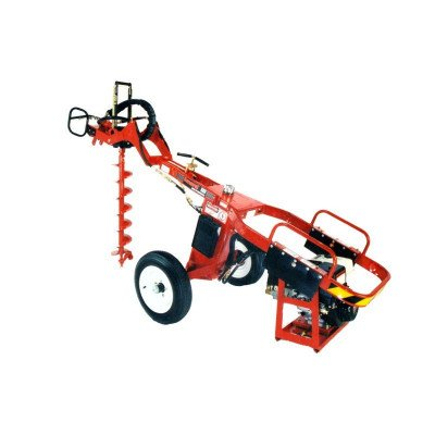 Towable Hydraulic Hole Digger picture 1