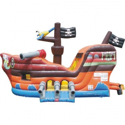 Pirate Ship Inflatable Combo picture 1