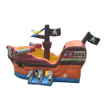 Pirate Ship Inflatable Combo picture 2