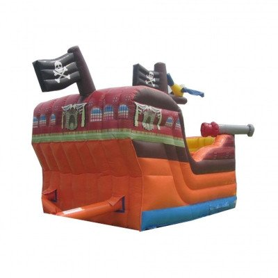 Pirate Ship Inflatable Combo picture 3