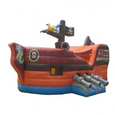 Pirate Ship Inflatable Combo picture 4