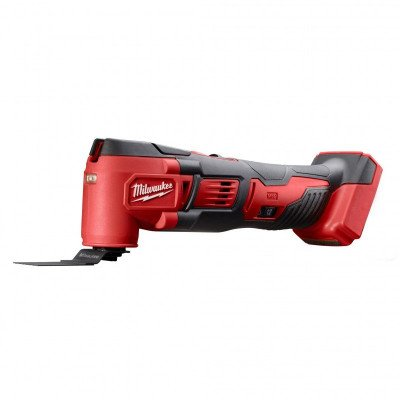 Milwaukee M18 18-Volt Lithium-Ion Cordless Oscillating Multi-Tool - Tool-Only picture 1