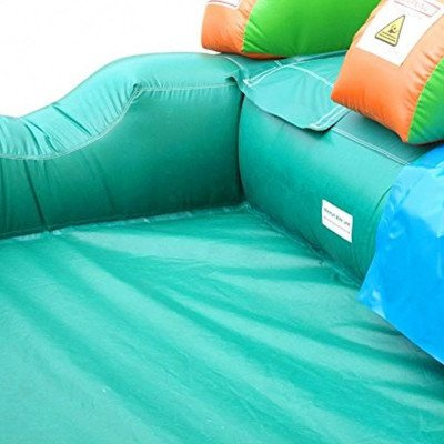 12' Tropical Inflatable Wet-Dry Slide picture 3
